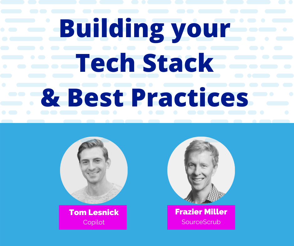 Copy of Building Tech Stack