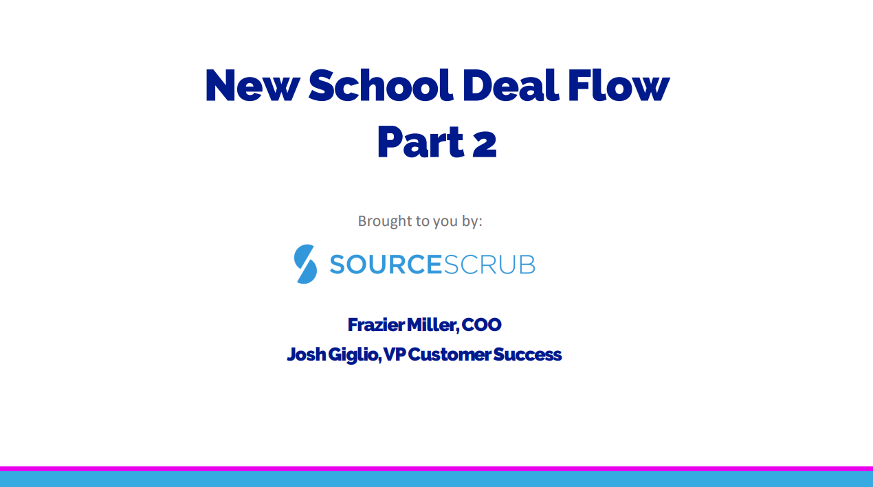 Deal Flow 2